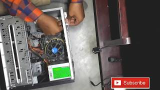 {HINDI} How to Install Any GRAPHIC CARD in PC ro CPU