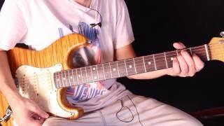 Como Tocar El 38 de Divididos - 3 acordes + Riff - Leccion de Guitarra - Principiantes