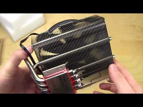 be quiet! Shadow Rock TopFlow SR1 CPU Cooler Review