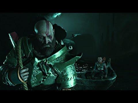 God of War - Kratos Reveals to Atreus He's a God