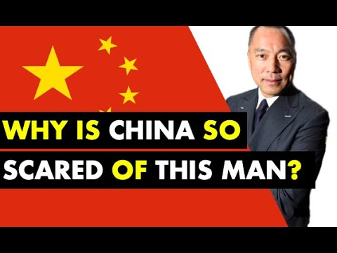 🔴 Exiled Chinese Billionaire's Accusations of China (w/ Guo Wengui & Kyle Bass) | RV Classics