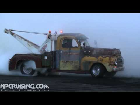 Mater From Cars Burnout :-) - C4c 2013