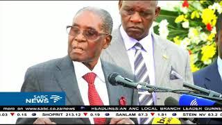 Mugabe Snubs Mantashe's Criticism On Mandela's Legacy