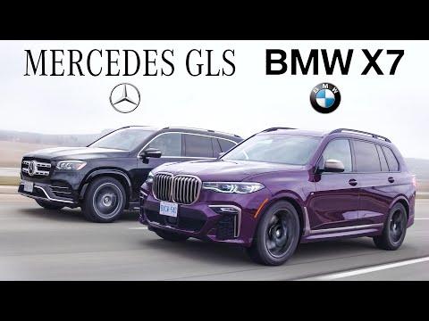 External Review Video 4cxWyFlCLhs for Mercedes-Benz GLS-Class SUV (3rd gen, X167)