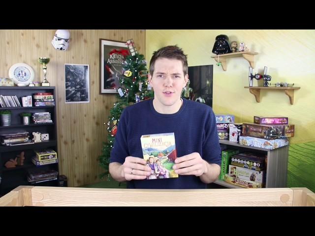 Gry planszowe uWookiego - YouTube - embed 4czaKDWPV-o