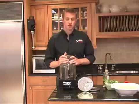 Video Waring food processor 3,5ltr, WFP14SK