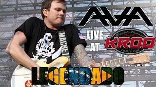 Angels & Airwaves Valkyrie Missile live from KROQ legendado