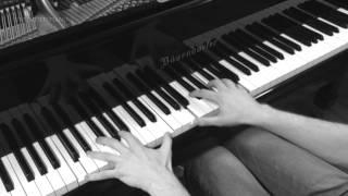 Je T'aime - Lara Fabian - Piano cover