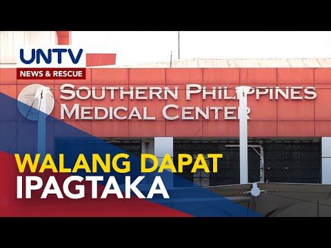 [UNTV]  SPMC OIC: Sinasabing pagpabor ng PhilHealth sa SPMC, walang kaugnayan sa Pangulo