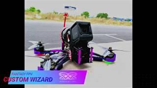 Eachine Wizard X220S - Mode T Motor F40 Pro 2 - Crossfire