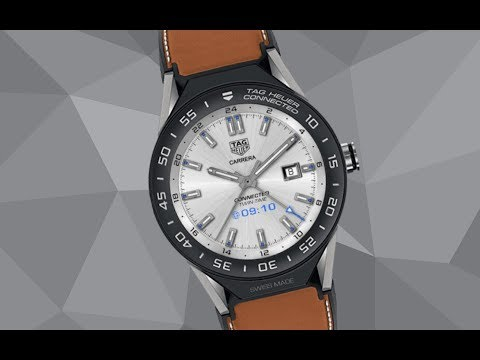 TAG HEUER MODULAR 45: ARE LUXURY SMART WATCHES STILL RELEVANT?
