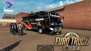 ets2 bus passenger transport and terminal mode - Kênh video