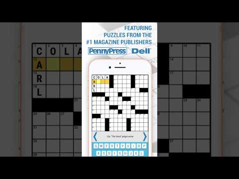 Daily POP Crosswords – the BEST crossword puzzle app!