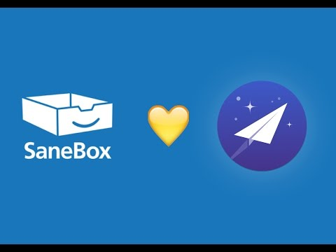 SaneBox | SaneLater intro video for Newton Mail Mobile App