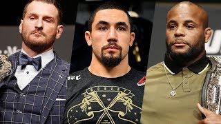 Зарплаты UFC 226: Миочич vs. Кормье, победители TUF 27, следующий соперник Роберта Уиттакера