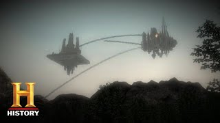 Ancient Aliens: ANCIENT BATTLE FOR ALIEN SKIES (Season 12) | History