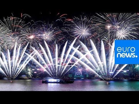 Happy New Year Hong Kong!