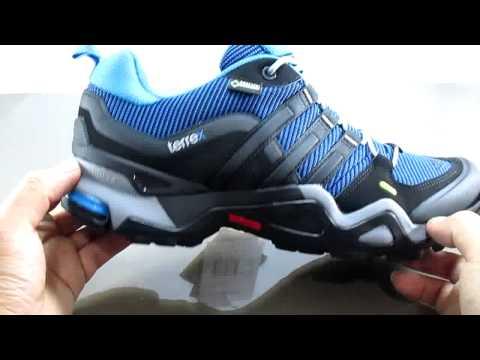 Zapatillas Adidas Terrex Fast X Goretex Impermeables M17383 neodeporte.com.pe