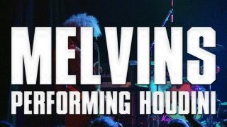 Melvins Playing Houdini (Whole Album) At Festsaal Kreuzberg 2013