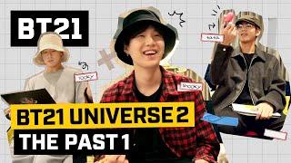 [BT21] BT21 UNIVERSE - THE PAST 1