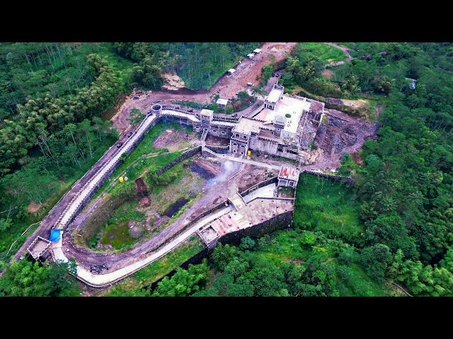 The Lost World Castle Wisata Baru di Yogyakarta