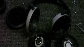 CDC Electronic Workshop S1 EP 2  - improoving the Philips SHP2500 headphones