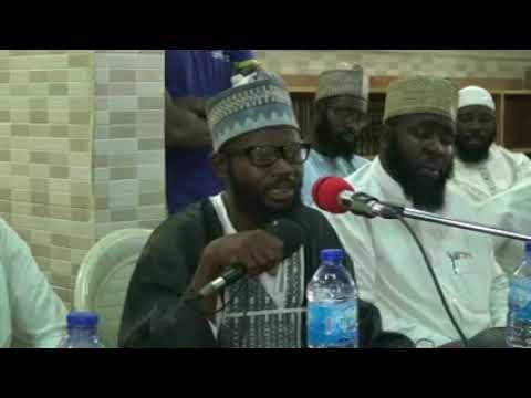 Morkaz Ahlis Sunnah Lec Summary by Uztadh Abdulrazak Ejigbo
