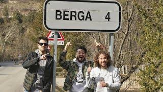 Visitando la BERGA! Este lugar realmente existe...