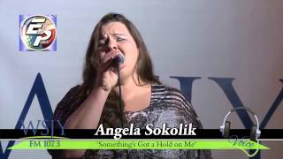 The Voice - Angela Sokolik