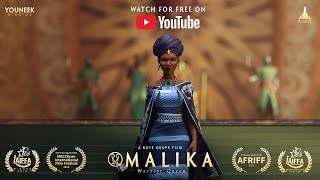 Malika - Warrior Queen Animated Pilot/Film [FULL]