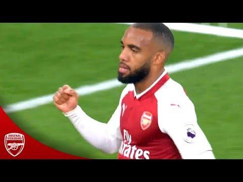 Alexandre Lacazette - All 21 Goals & Assists for Arsenal