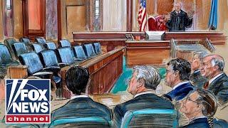 No verdict reached as Trump calls Manafort trial 'very sad'