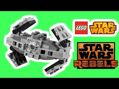 Vidéo LEGO Star Wars 30275 : TIE Advanced Prototype (Polybag)
