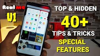Realme U1 Hidden Features | Realme U1 40 Best tips and tricks | Color Os 5.2