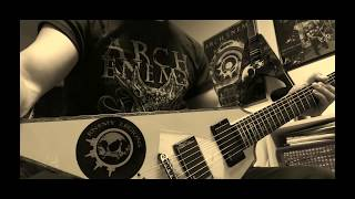 Dreams Of Retribution / ARCH ENEMY ( guitar cover )