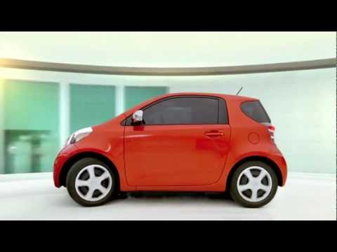 Scion iQ TV Commercial