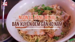 Ngon Lạ Hàng Mì Xíu ... Bán Xuyên Đêm Gần 40 Năm   Món Ngon Yan Food