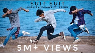 Suit Suit Karda | Hindi Medium | Guru Randhawa and Arjun | Hip-Hop Dance | Choreography by Shishir
