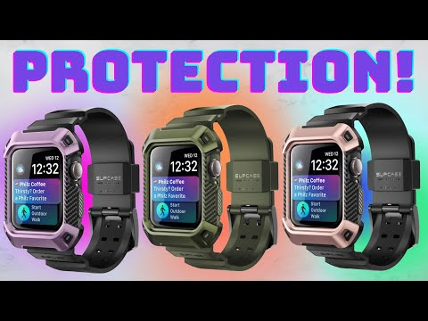 Apple Watch Cases from SUPCASE! Unicorn Beetle PRO