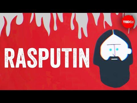 The mysterious life and death of Rasputin – Eden Girma