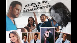 Alex & Jo - Silhouette