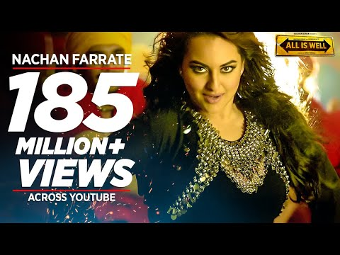 Nachan Farrate VIDEO Song ft. Sonakshi Sinha | All