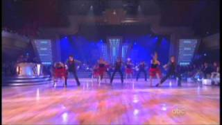 DWTS - Young(er) Ballroom Dancers perform (choreo by Mark Ballas)