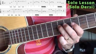 Take Five Guitar Lesson ( Chord & Solo )