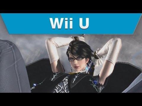 Wii U - Bayonetta 2 E3 Trailer thumbnail