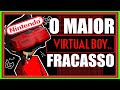 A Hist ria Completa Do Nintendo Virtual Boy O Maior Fra