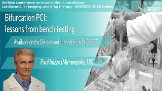 SINERGY 2020 – The role of Visible Heart model in bifurcation PCI training and education