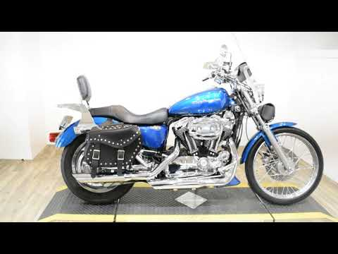 2005 Harley-Davidson SPORTSER XL1200C in Wauconda, Illinois