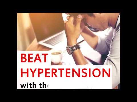 Ką daryti, jei ištinka hipertenzija