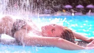 Victoria's Secret Swim 2013  Angels Lip Sync Maroon 5's 'Woman'